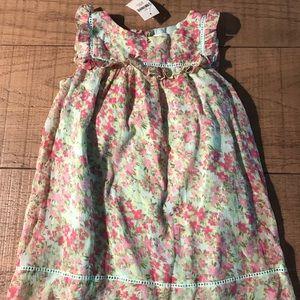 Gap Ruffle Dress